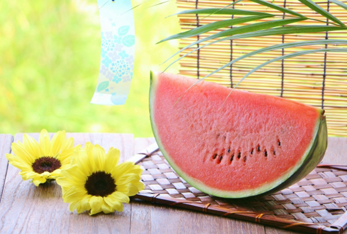 夏の果物・種類と育て方