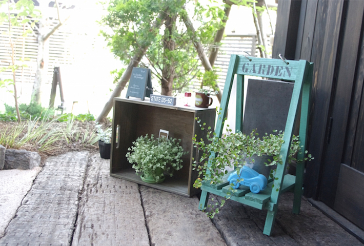 ガーデニングのお悩み①お庭が狭い