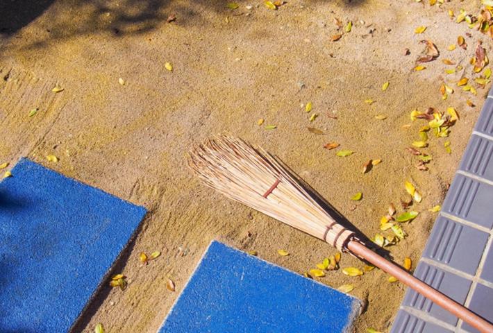 雑草対策・資材を使う