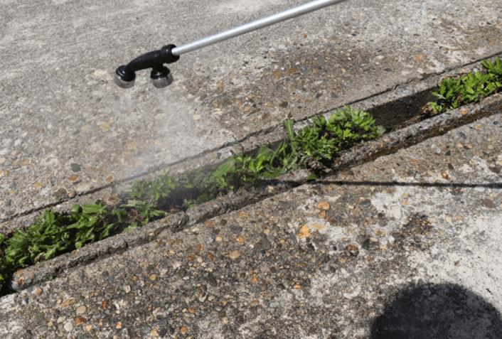 除草剤や防虫剤などが近隣に飛び散る